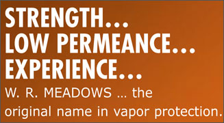 Original name in vapor barrier protection