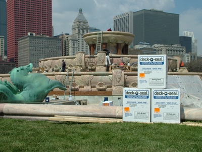 Buckingham Fountain Project