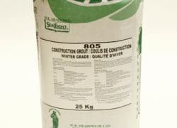 805 CONSTRUCTION GROUT – WINTER-GRADE (Canada)