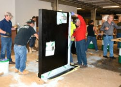 W. R. MEADOWS hosts ABAA Installer Training Course