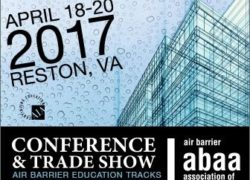 ABAA Conference: April 18th-20th