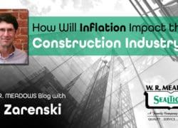 How Will Inflation Impact the Construction Industry?