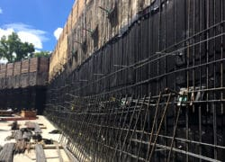 How to properly install a underslab / blindside waterproofing / vaporproofing membrane