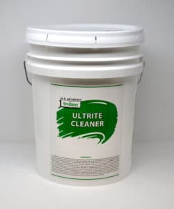Ultrite Cleaner: ready-to-use concrete cleaner