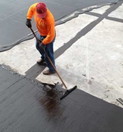 Cold-Applied, Single-Component Concrete Waterproofing