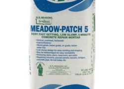 MEADOW-PATCH 5 - Concrete Repair Mortar Hydraulic Waterstop
