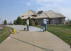 Private Residence – Driveway Restoration