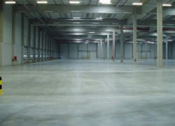 ProLogis Building – Warehouse Floor Hardening & Dustproofing